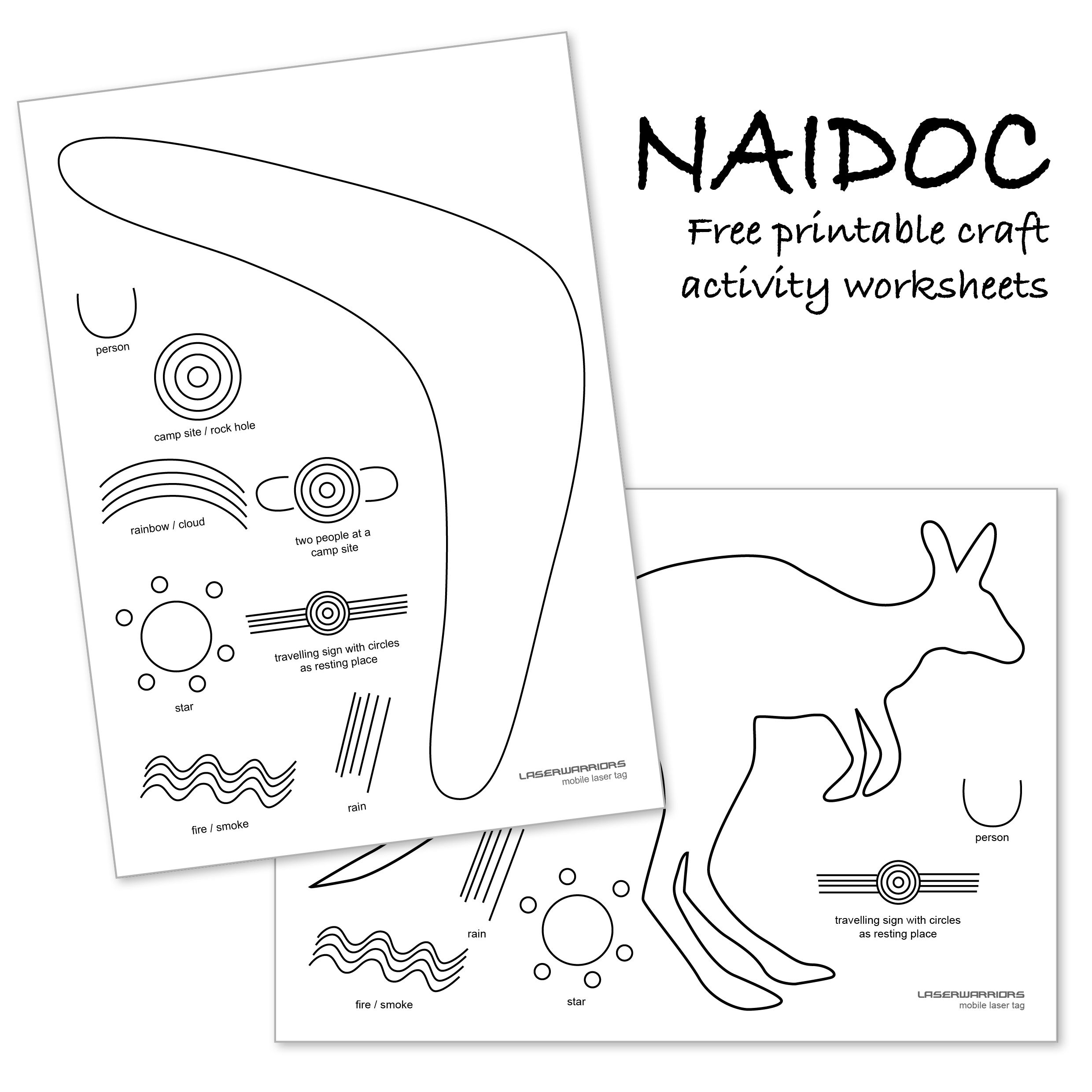 Activities To Celebrate Naidoc