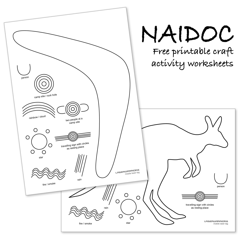 Activities To Celebrate Naidoc