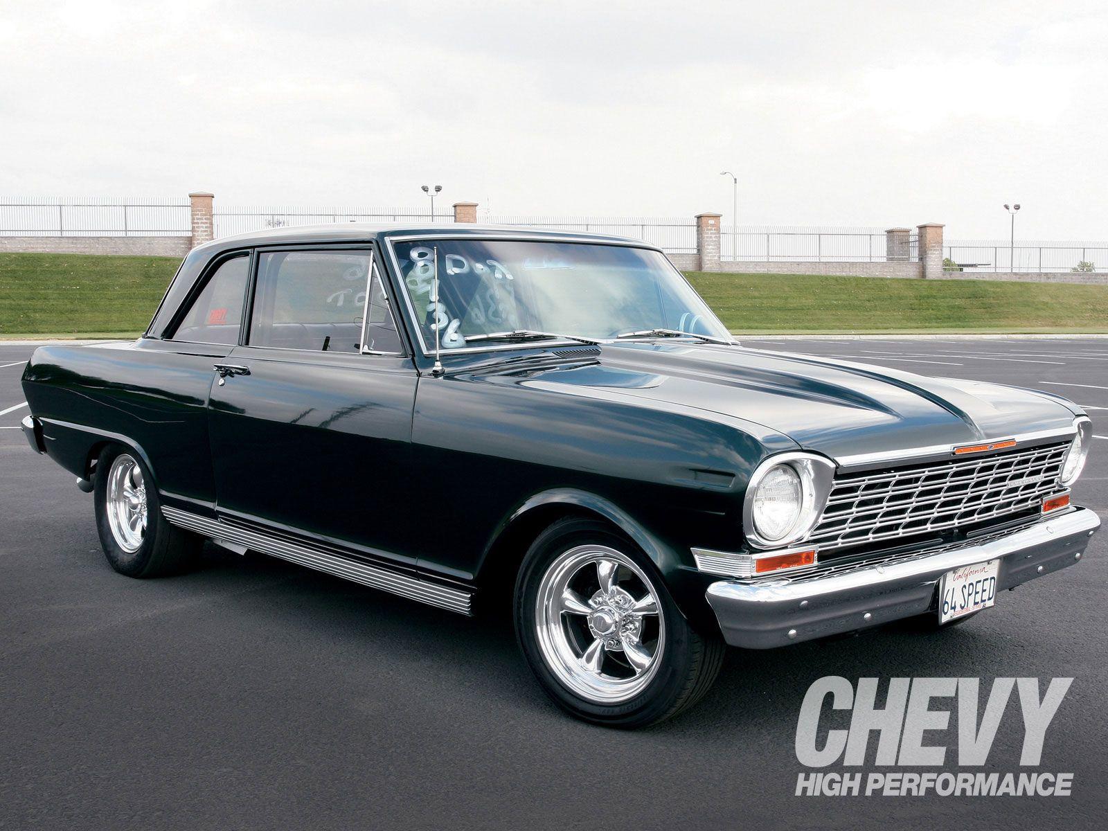 1964 Chevy ll aka Nova   Gen 1st 62636465 Chevy ll