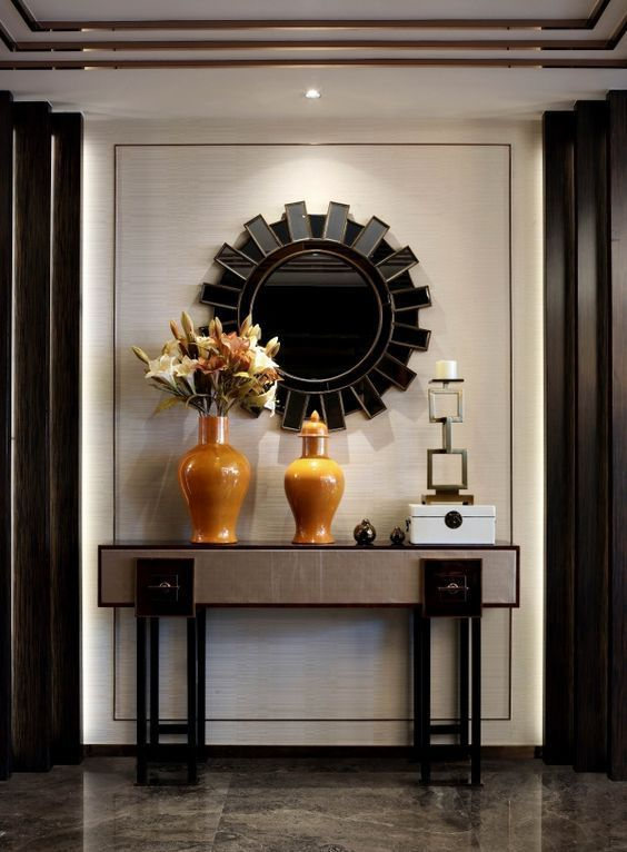 Konsole Console Table Decorating Modern Console Tables Home Decor