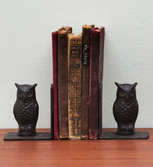 Versat-Owl Bookends