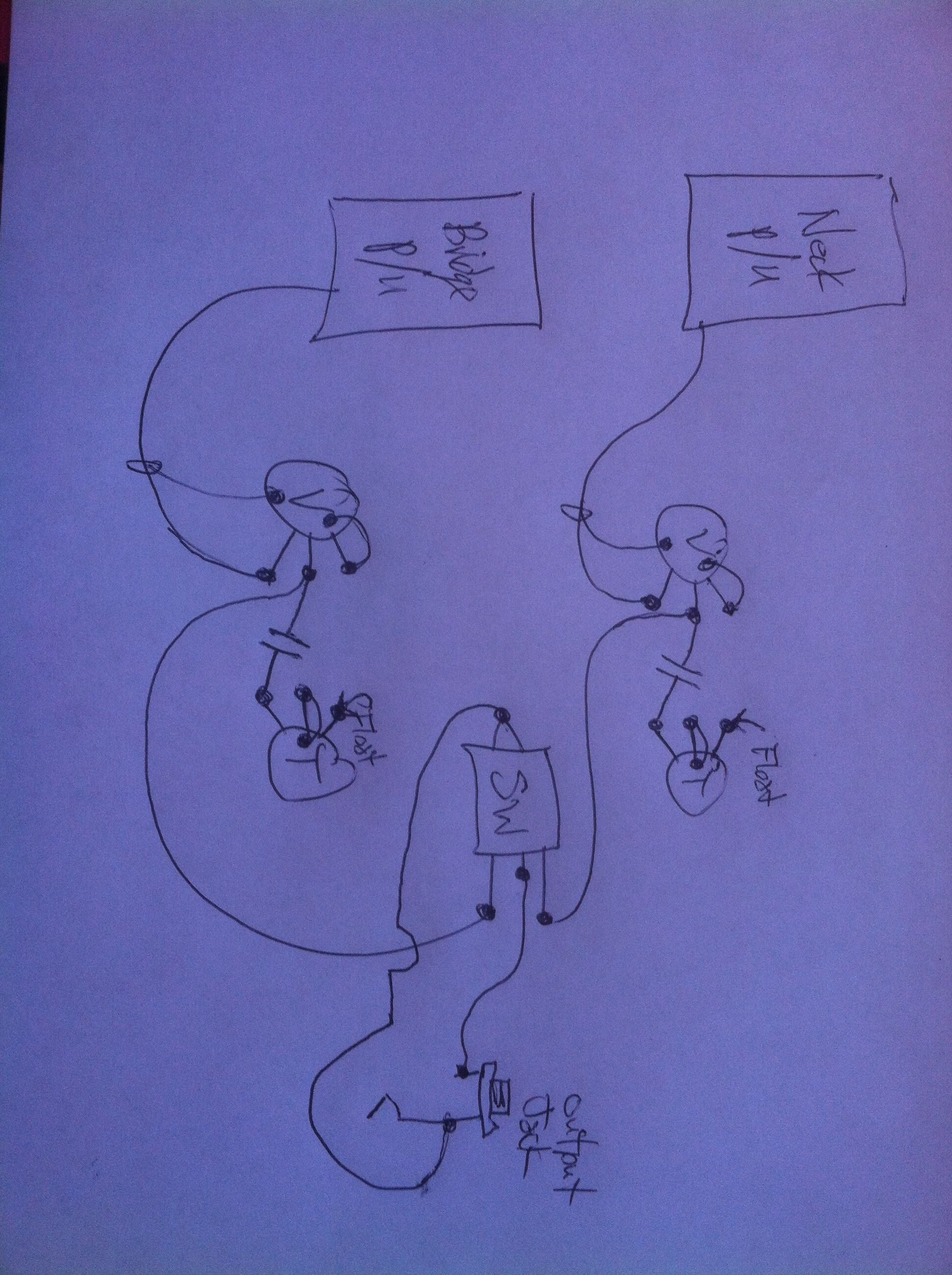 medium resolution of this is the wiring diagram i will work from to wire up this guitar the way gibson did in the 50 s