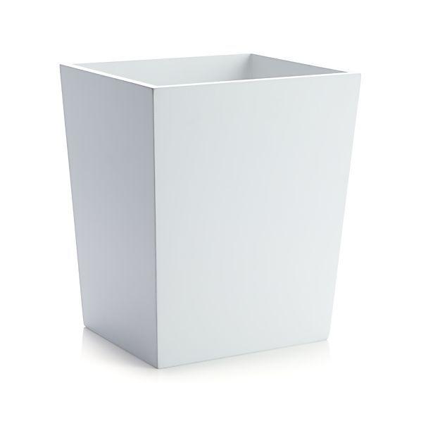 Harper Trash Can Bathroom Trash Can Bathroom Essentials Waste Basket