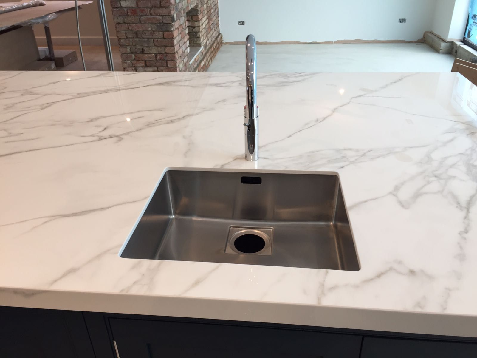 The Marble Group think that Neolith is one of the most aesthetically on kitchen sinks, kitchen taps, kitchen design, kitchen lighting, kitchen appliances, kitchen shelves, kitchen accessories, kitchen computer workstation, kitchen backsplash, kitchen splashbacks, kitchen units, kitchen islands, kitchen walls, kitchen countertops, kitchen utility worker, kitchen doors, kitchen cabinets, kitchen cupboards, kitchen flooring, kitchen tiles,