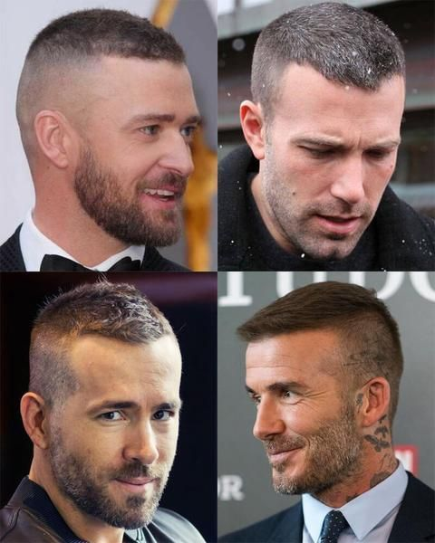 The Best Haircuts For Men With Thin Hair Or Receding Hairlin Mens Hairstyles Thin Hair Receding Hair Styles Mens Haircuts Thin Hair