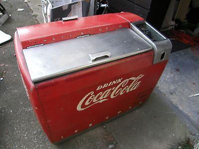Vintage Westinghouse 1940's 1950's Coca Cola We 6 Electric