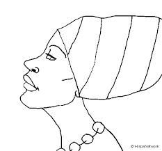Image Result For Moldes De Negras Africanas Para Pintar Negras