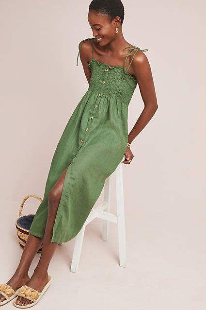 070ba4a8d4be Faithfull Marissa Linen Dress