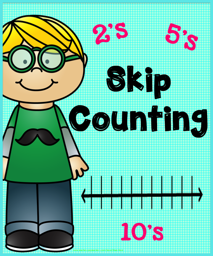 Teach123 - tips for teaching elementary school: Sklp Counting Tips