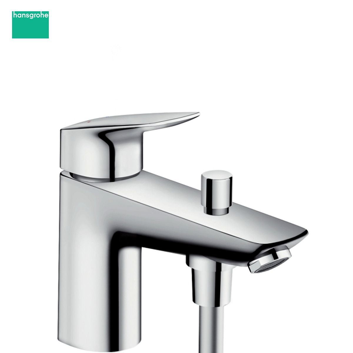 Hansgrohe Logis Single Lever Bath Shower Mixer | Bath shower mixers ...