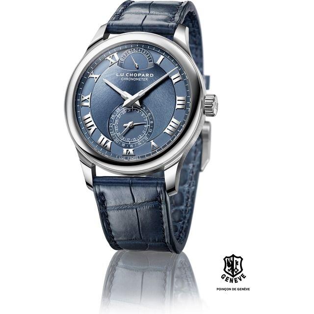 Chopard L.U.C Quattro Platinum 161926-9001