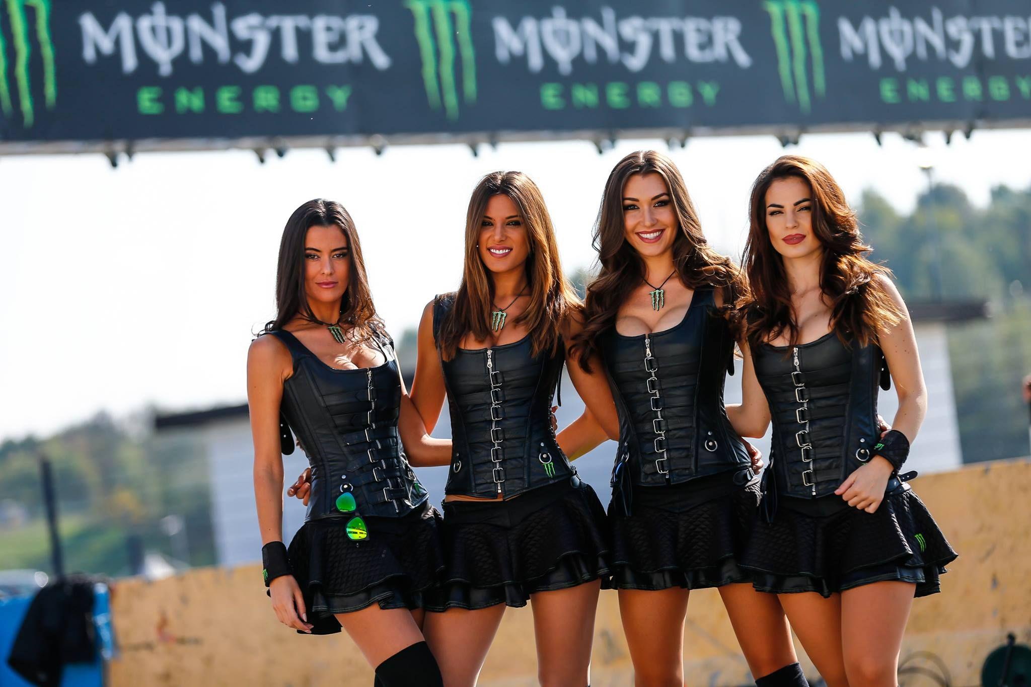 Monster Race Girls | Beautiful Woman | Pinterest | Grid