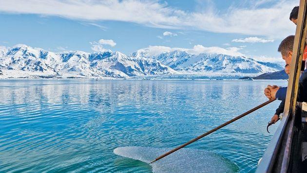 Top Reasons To Sail Alaska In AllInclusive Luxury Sightseeing - Alaska all inclusive