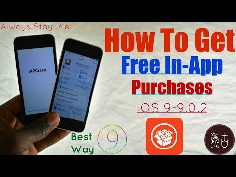 iOS 9-9 0 2: How To Get Free In-App Purchases - Subways