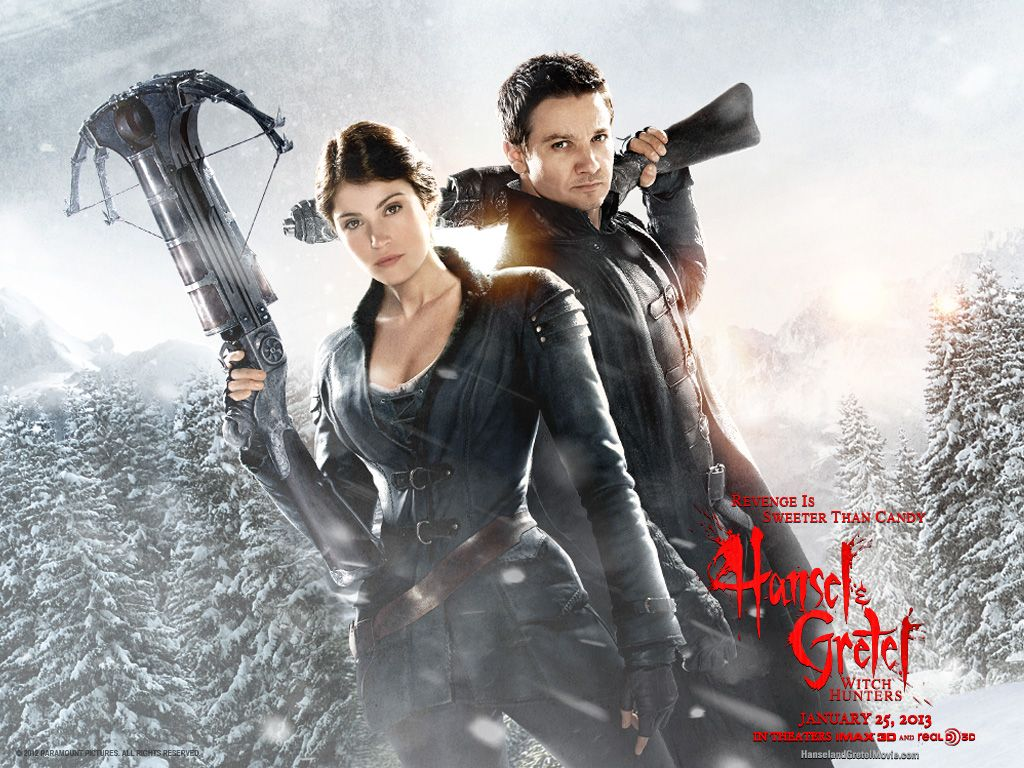 Hansel And Gretel Witch Hunters Review New Movies To Watch Movies New Movies
