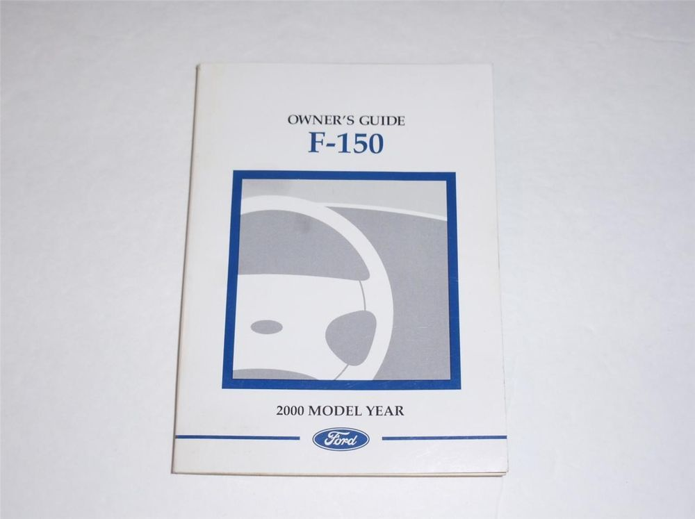 2000 ford f 150 owners manual book owners manuals pinterest rh pinterest com 2000 Ford Explorer Repair 2000 ford explorer limited owners manual