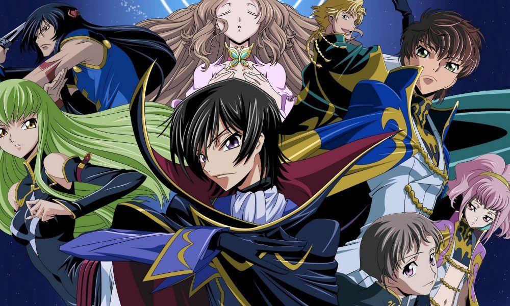 Netflix añade a su catálogo el anime de Code Geass