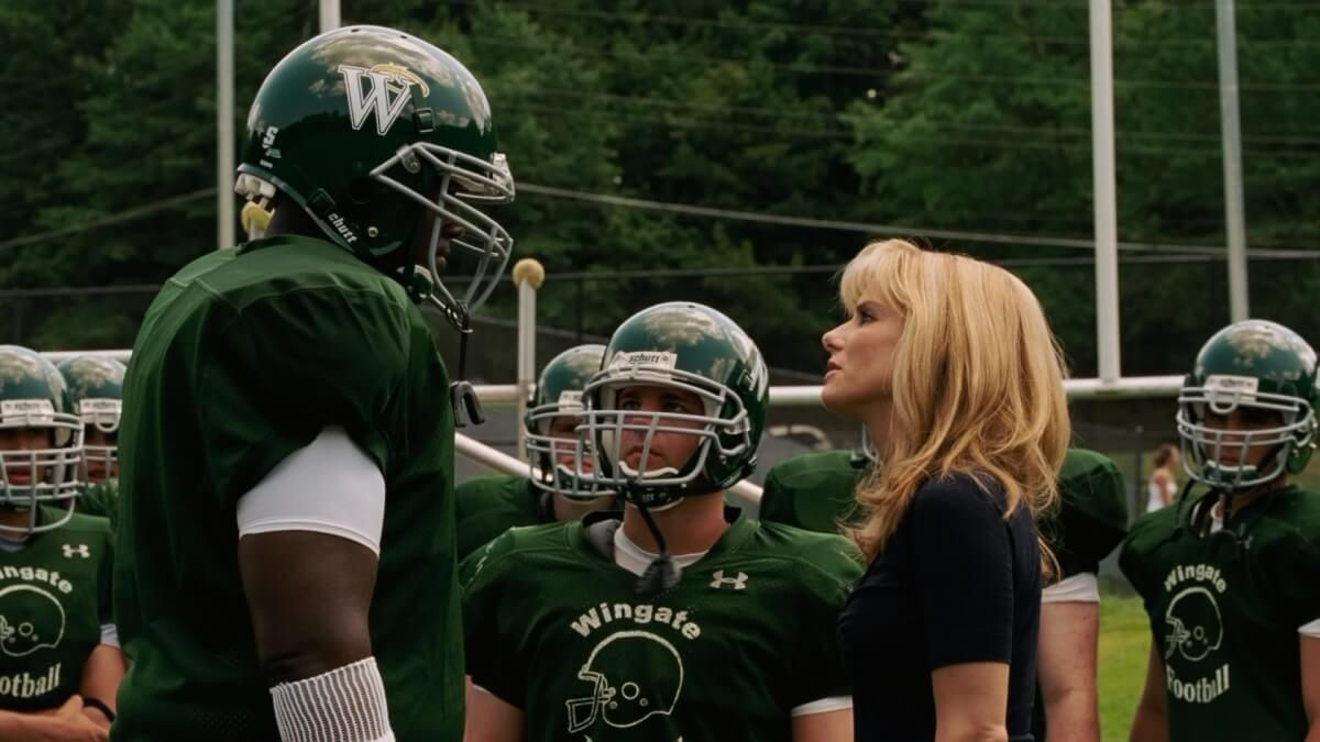 """The True Story Behind """"The Blind Side"""" Inspirational"""