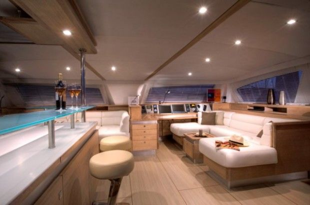 Catana 59 cabin theyachtowner theyachtownernet catamarans catamaran pinterest catamaran and sailing catamaran