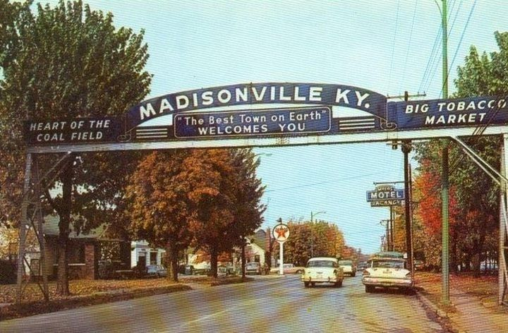 What to do in madisonville ky
