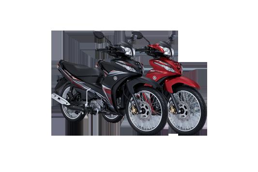 Sepeda Motor Bebek Injeksi Kencang Dan Irit Jupiter Z1 Motor Balap Sepeda Motor Sepeda