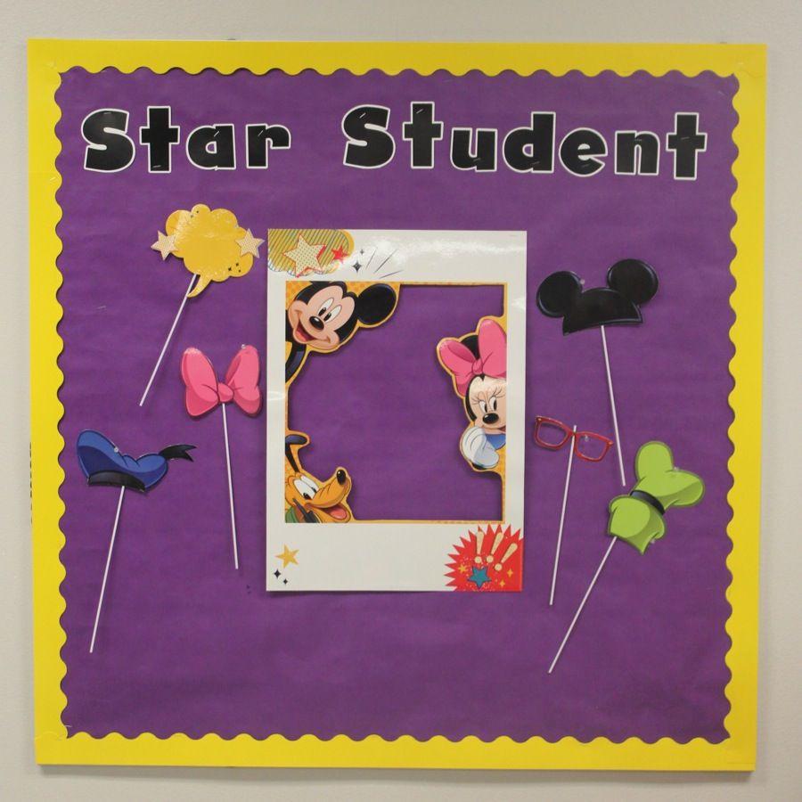 Classroom Decoration Disney : Disney classroom decor mickey mouse