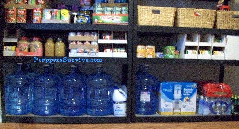 How Do We Store Water? Preppers Survive Long term