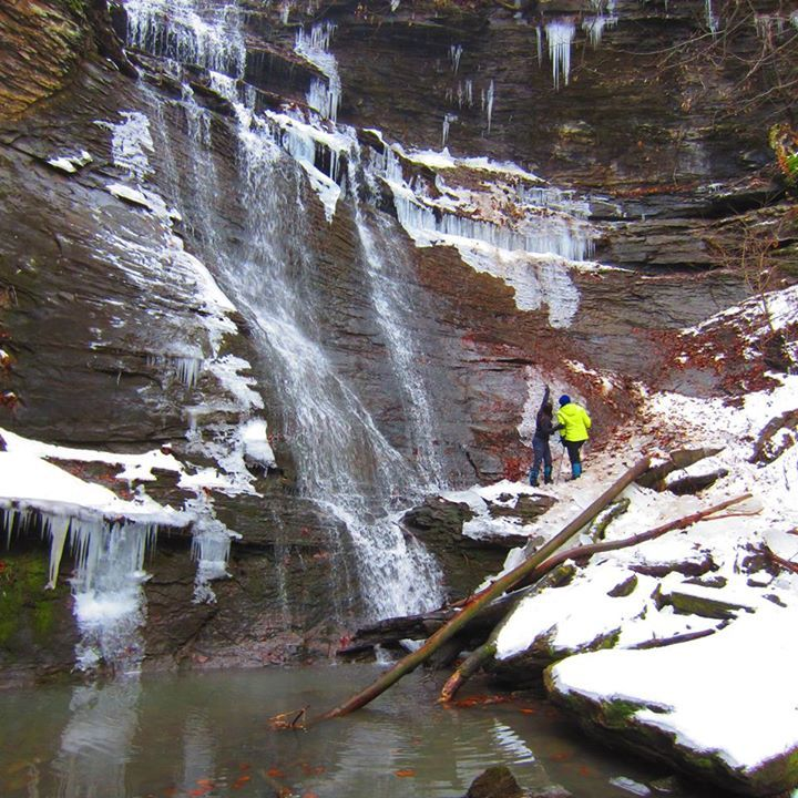 Best Places Hike World: Lower Smith Falls, Ozark National Forest, Newton County