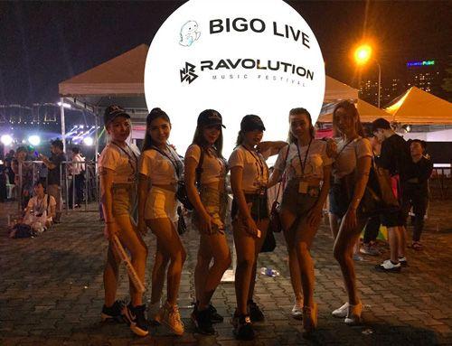 BIGO LIVE đang liên tục phát triển và một trong những nỗ lực gần đây nó mang lại đó là những trải nghiệm tuyệt vời hơn c...