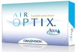 Air Optix Aqua Monthly Replacement Contact Lens Contact Lenses Contacts For Dry Eyes Air Optix