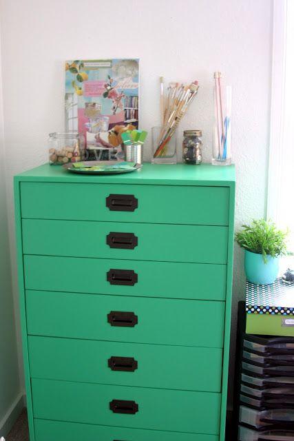 make bake & love: Before & After: Jade Dresser