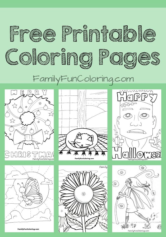 Free printable coloring pages - FamilyFunColoring.com #coloringpages ...