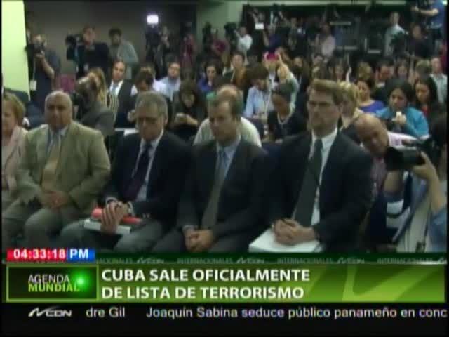 Quitan Oficialmente A Cuba De Lista De Patrocinadores Del Terrorismo #Video