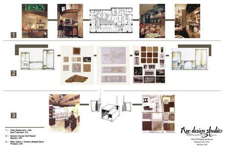 Interior Design Presentation Boards L6