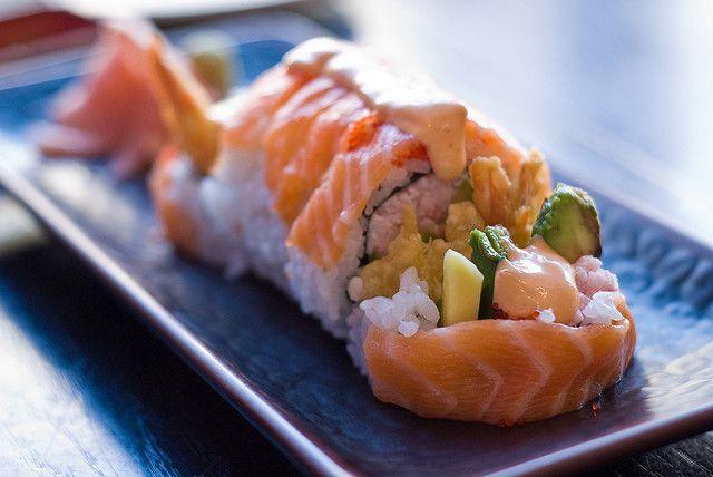 J J  Roll   chicago eats n dranks   Toro sushi, Best sushi