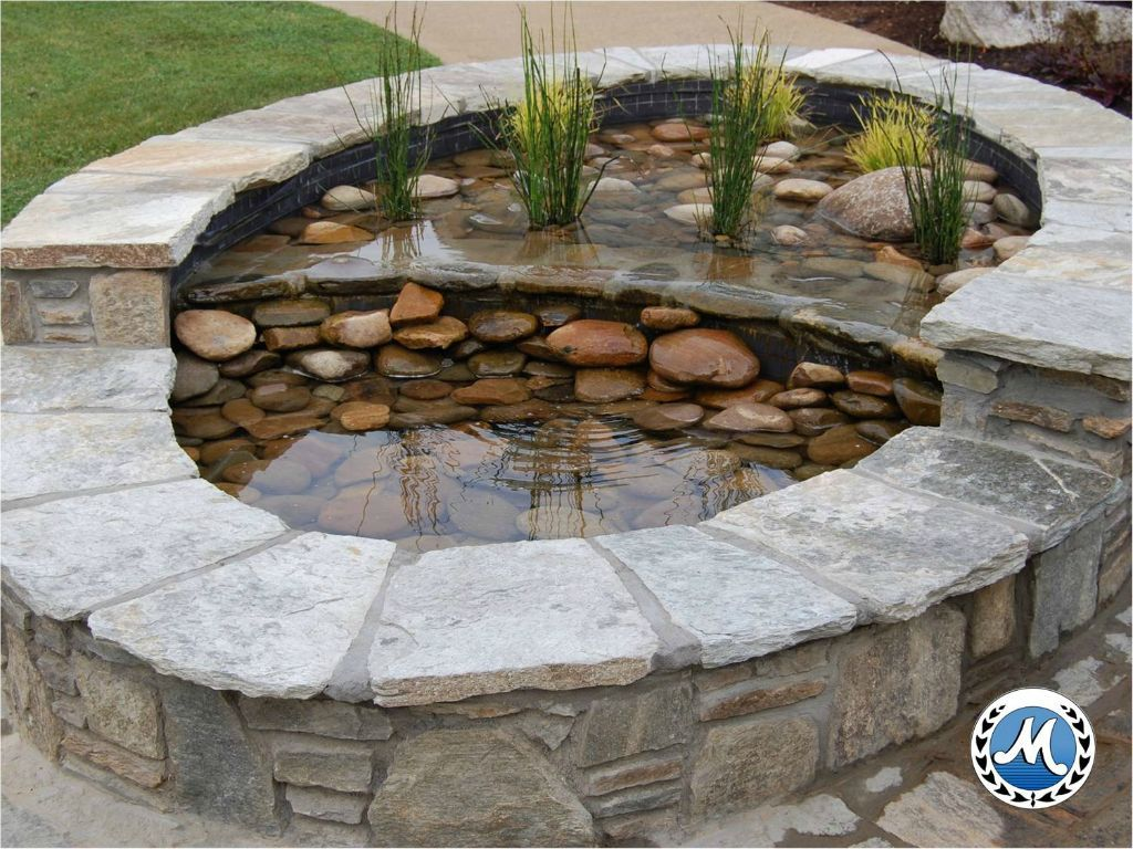Master Pools Guild | Water Feature Landscapes - Ponds Gallery