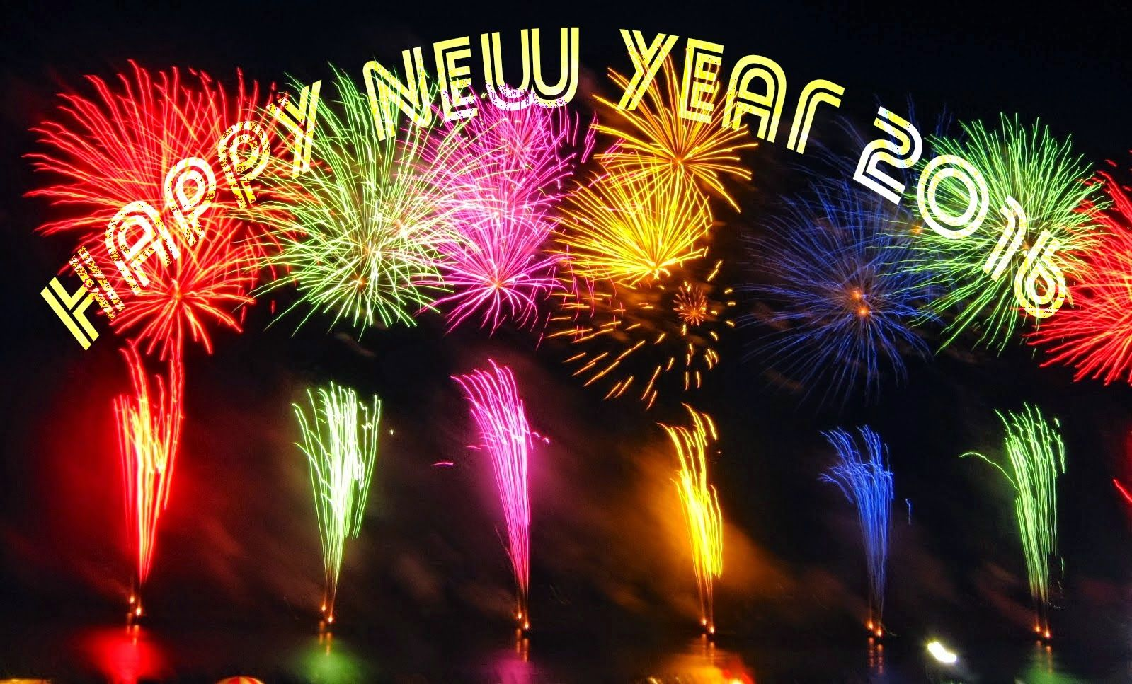 Happy New Year 2016 Hd Wallpapers Images Free Download New