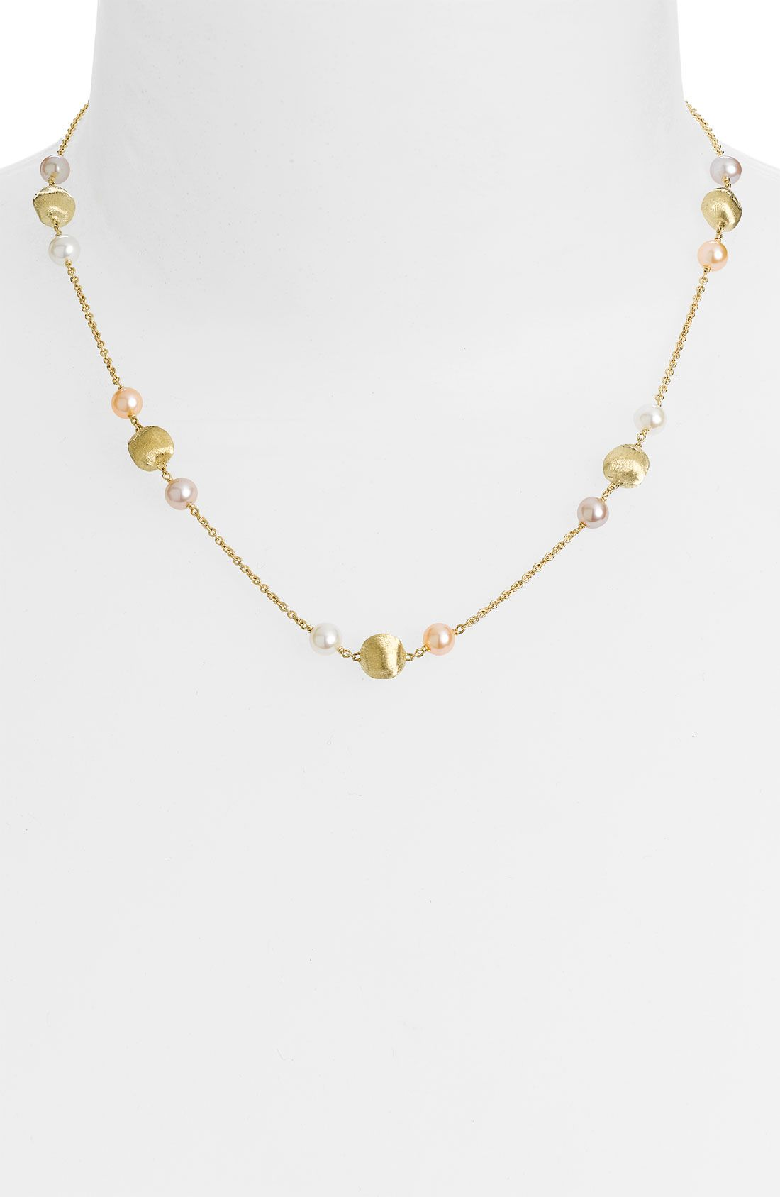60-Marco-Bicego-Africa-Gold-Freshwater-Pearl-Gold-Station-Necklace ...
