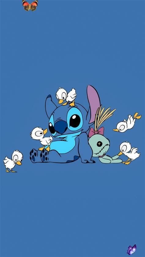 Images By Larygabs On Lilo And Stitch   Cute Cartoon