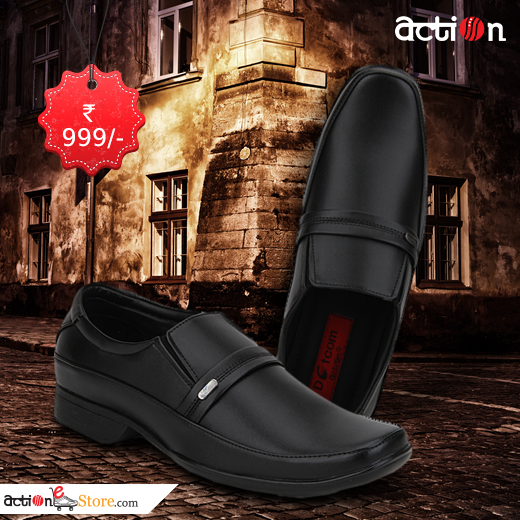 action dotcom formal shoes