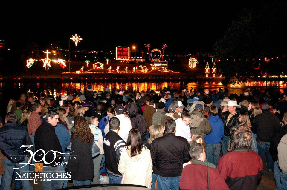 Hundreds of thousands of folks travel to Natchitoches