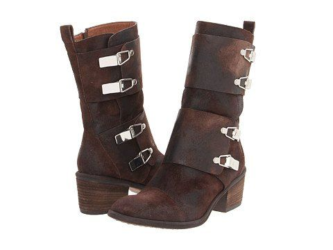Donald J. Pliner 'Dorria' boots in expresso