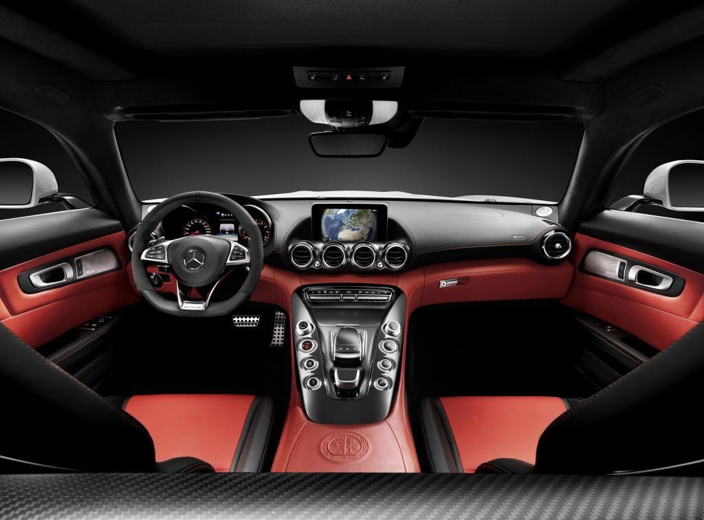 Mercedes-AMG GT Interieur | Mercedes AMG GT GTS GTR | Pinterest ...