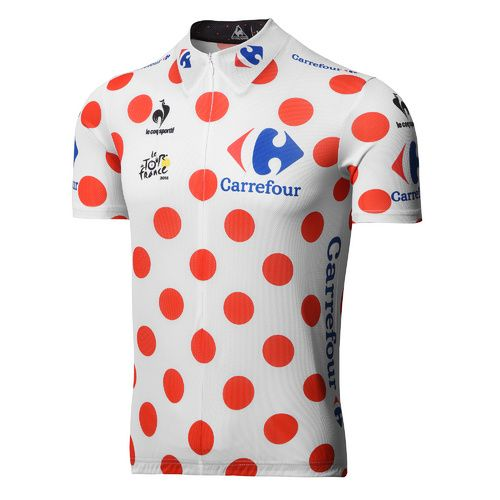 The maillot à pois - King of the Mountains! Cyclissimo - The Ultimate  Cycling Training Camp In Italy - gocyclissimo.com 7371fb13c