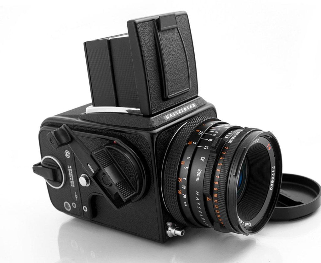 Black Hasselblad 500 C/M | Analog Photographic Equipment | Pinterest ...