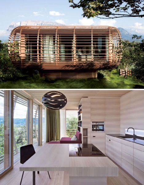 temporary-eco-arch-fincube & Movable Homes: 13 Modern Modular Relocatable Residences ...