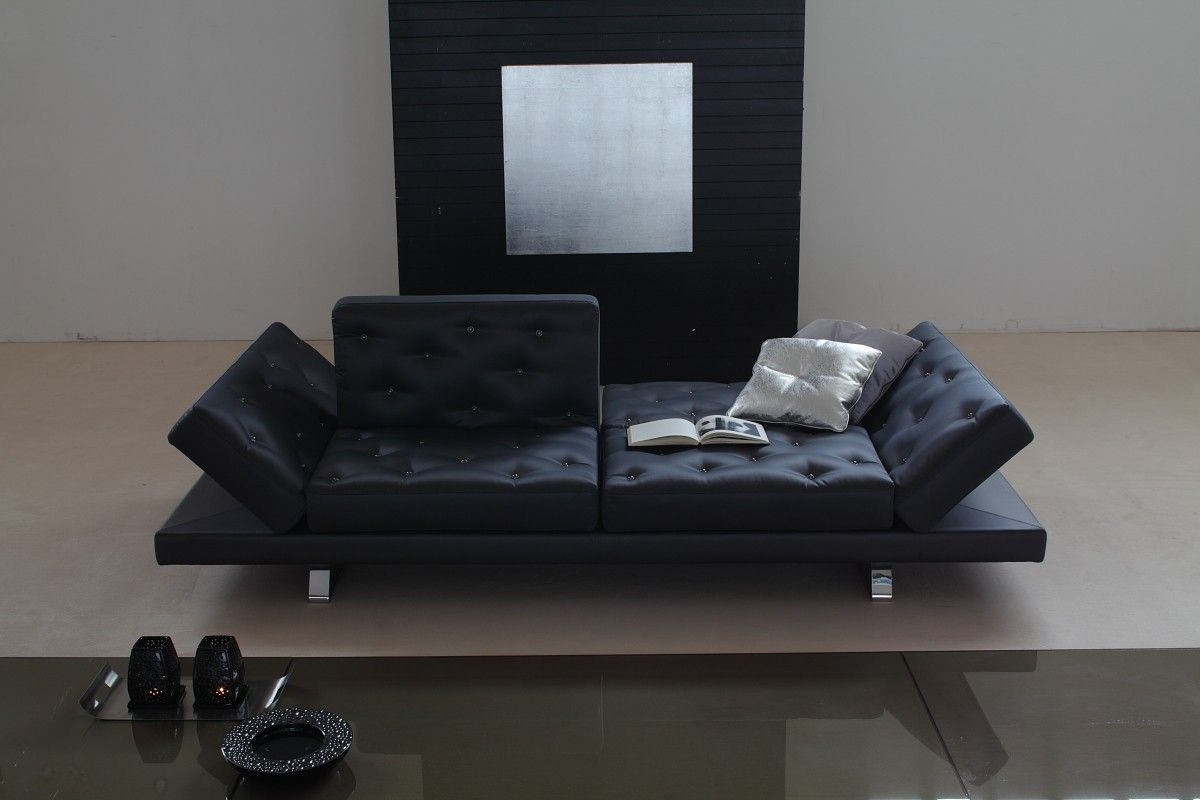 Italian Adjustable Sofa Daybed   Luxury sofa, Daybed sofa ...
