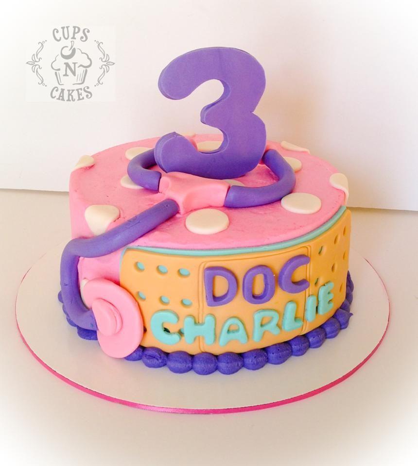 Doc Mcstuffins Cake Cups N Cakes Pinterest Doc Mcstuffins Cake