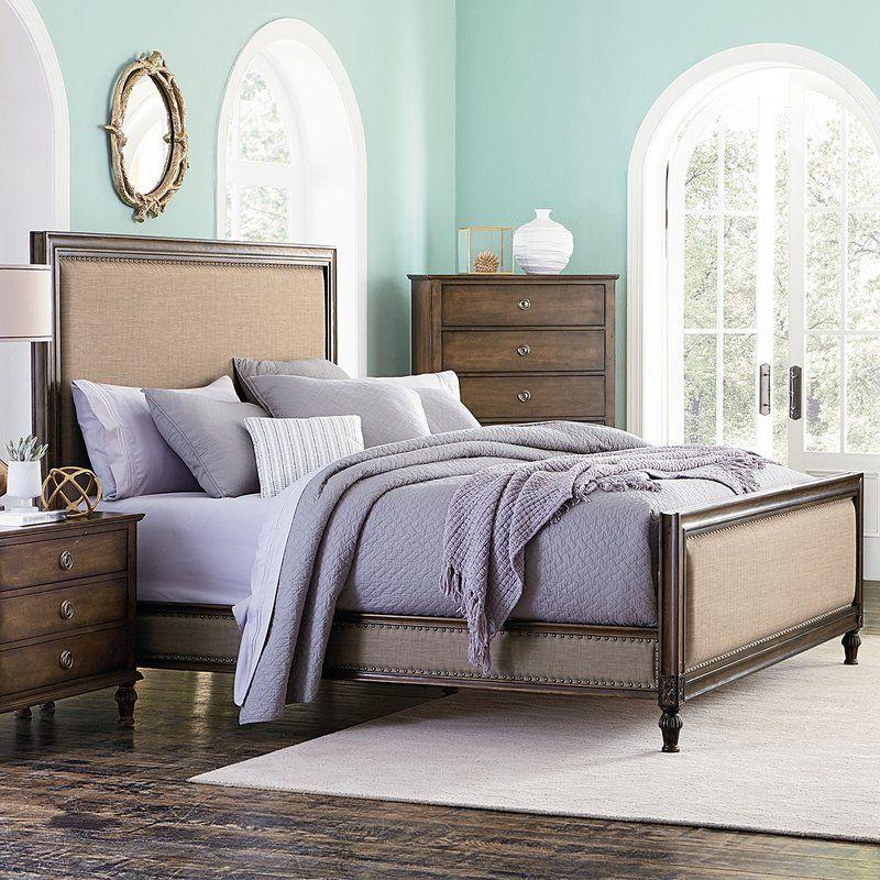 default_name Upholstered platform bed, Low profile bed, Bed