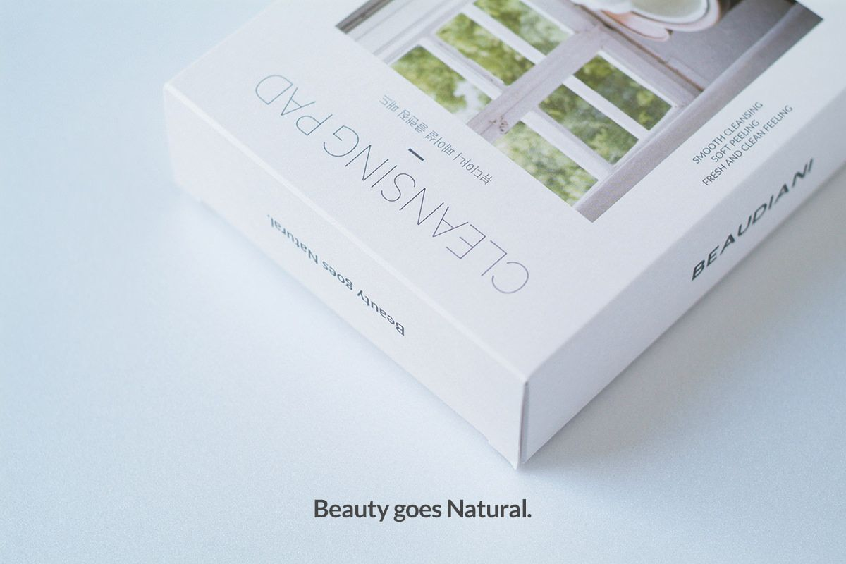 BEAUDIANI Facial Cleansing Pad
